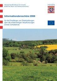 Cross Compliance Umschlag 2008.indd - Landkreis Limburg-Weilburg