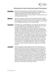 Internetentwurf Durch Zecken - Landkreis Ludwigsburg