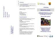 Einladung BÜRGERFORUM Gesundheit in Vaihingen an der Enz ...