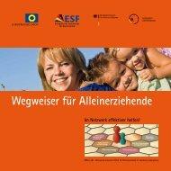 Wegweiser für Alleinerziehende - Landkreis Ludwigsburg