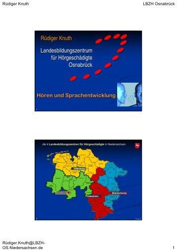 Rüdiger Knuth - Landkreis Osnabrück