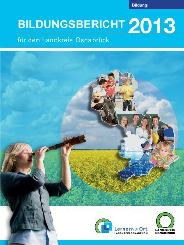 BILDUNGSBERICHT 2013 - Landkreis Osnabrück