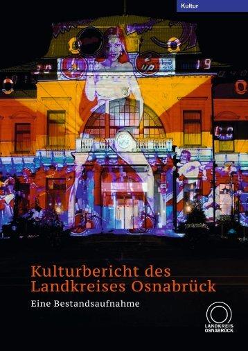Kulturbericht des Landkreises Osnabrück - Landkreis Osnabrück