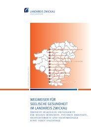 Wegweiser für seelische Gesundheit im Landkreis Zwickau