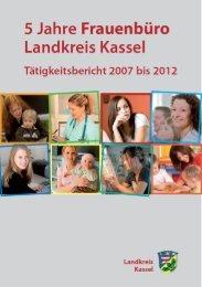 Sprungmarke nach untenTätigkeitsbericht ... - Landkreis Kassel