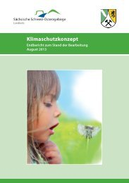 Endbericht zum Stand der Bearbeitung (August 2013) - Landkreis ...