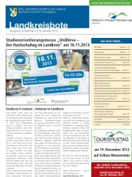 Landkreisbote Nr. 10 vom 09.10.2013 [Download,*.pdf, 5,24 MB ]