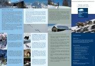 Freizeit und Wild im Landschaftspark Binntal (PDF)