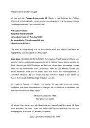 Vizepräsidentin Beate Schlupp - Landtag Mecklenburg Vorpommern