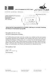 LEADER-Arbeitsgruppe Ostsee - DBR - Landtag Mecklenburg ...