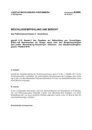 Drucksache 6/2265 - Landtag Mecklenburg Vorpommern