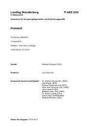 PDF , 7.4 MB - Landtag Brandenburg - Brandenburg.de