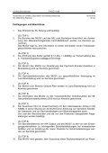36. Sitzung des Ausschusses für Umwelt, Gesundheit und ... - Page 3