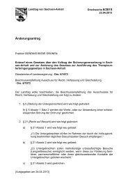 Drs. 6/2015 - Der Landtag von Sachsen-Anhalt