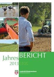 Niedersachsens Landwirtschaft! - Landvolk Niedersachsen