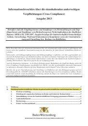 MLR, 01/2013 - Infodienst - Landwirtschaft, Ernährung, Ländlicher ...