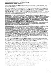 Rebschutzdienst Heilbronn - Weinbauberatung Mitteilung Nr. 16 ...