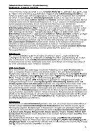 Rebschutzdienst Heilbronn - Weinbauberatung Mitteilung Nr. 10 ...