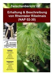 Bericht 04.pdf - landwirtschaft.sg.ch - Informationsplattform für ...