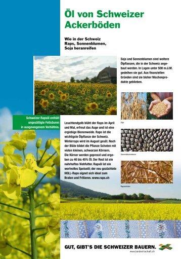 2013 Messetafeln Schweiz 1-32 - Schweizer Landwirtschaft