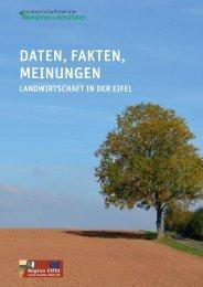 DATEN, FAKTEN, MEINUNGEN - Landwirtschaftskammer Nordrhein ...