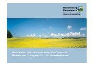 MoorFutures: Investitionen in Moor- und Klimaschutz
