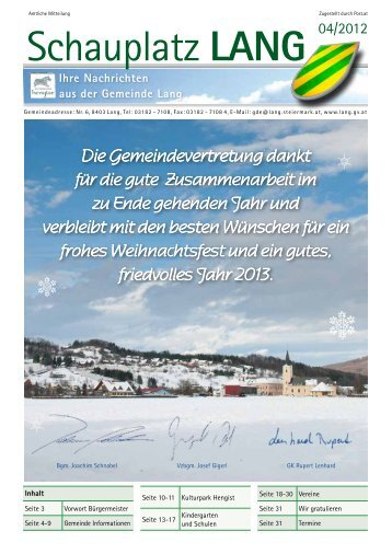 Dezember 2012 - gemeinde-lang