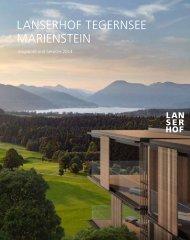 download broschüre - Lanserhof