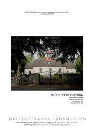 Björkebergs kyrka.pdf - Länsstyrelserna
