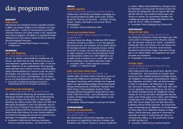eaFlyer Aktionstag2013.qxd - Lokalen Aktionsplan für Vielfalt ...