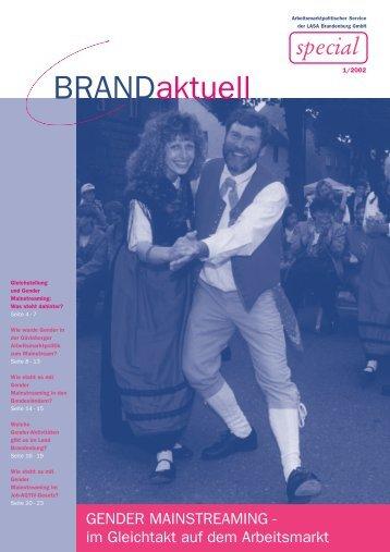 Nr. 1/2002 (PDF) - LASA Brandenburg GmbH