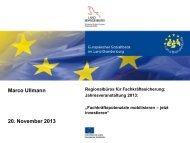2. Förderung von Weiterbildung und Qualifizierung - LASA ...