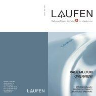 VADEMECUM OVERVIEW - Laufen