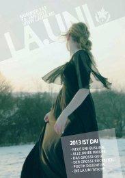 2013 IST DA! - La.Uni