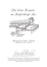 Speise- und Getränkekarte - Winter (pdf)
