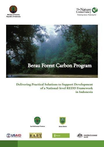 Berau Forest Carbon Program - Harvard Law School