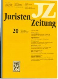 72074 Tübingen WilhelmstraBe 18 e-mail: jz@mohr.de Telefon