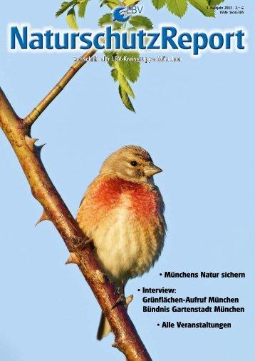 Zeitschrift der LBV-Kreisgruppe München - LBV München