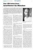 Zeitschrift der LBV-Kreisgruppe München - LBV München - Page 7