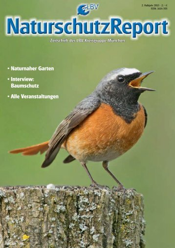 • Naturnaher Garten • Interview: Baumschutz • Alle ... - LBV München