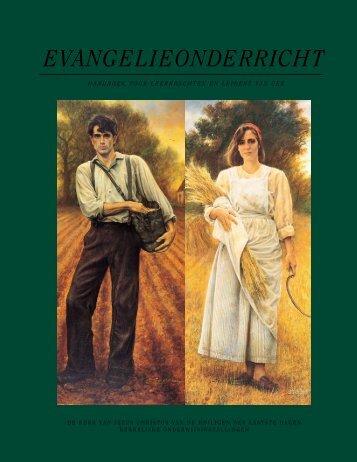 evangelieonderricht handboek voor leerkrachten en leiders van ces