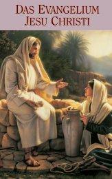 das evangelium jesu christi das evangelium jesu christi das