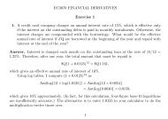 CLASS 1. Interest and Discounting: D.S.G. Pollock