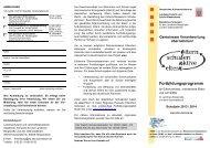 regionalen Fortbildungsprogramm. - Landeselternbeirat von Hessen