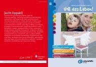 Ausgabe 02/2013 ( PDF , 5,4 MB ) - Lebenshilfe Lemgo eV