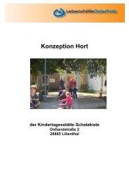 Konzeption Hort - Lebenshilfe Osterholz gGmbh