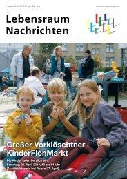 Lebensraum Nachrichten - Lebensraum Bregenz