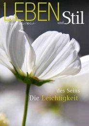 Leben und Stil 01/13