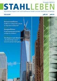 Von Bayern nach New York! - LSW Lech Stahlwerke GmbH
