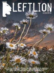 LeftLion Magazine Issue 52 PDF - LeftLion.co.uk